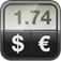 Currency HD: converter + money calculator with exchange rates for 150+ foreign currencies